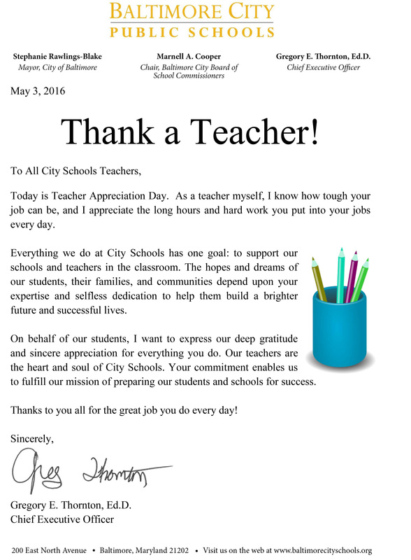 BCSECAC-Letters-From-City-Schools-CEO - BC SECAC (Baltimore City